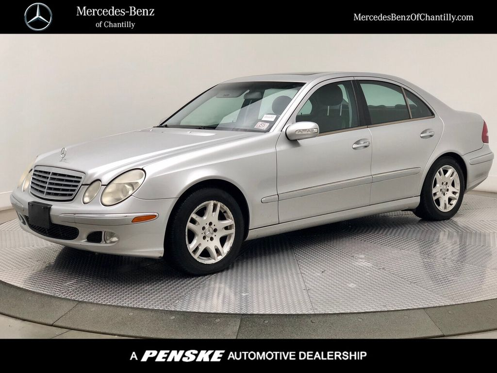Pre-Owned 2005 Pre-Owned 2005 Mercedes-Benz E-Class E 320