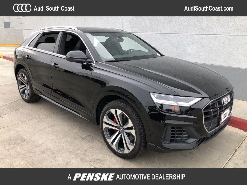 New 2019 Audi Q8 3.0 TFSI Premium Plus