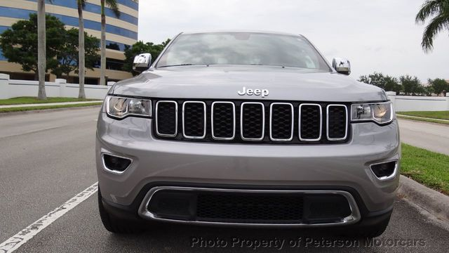 2017 Jeep Grand Cherokee Limited 4x2 18810456 Video 1