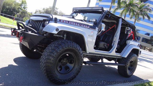 2017 Jeep Wrangler Unlimited Rubicon Recon 4x4 18900537 Video 1