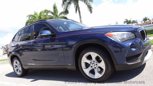 2014 Used BMW X1 sDrive28i at Peterson Motorcars Serving West Palm Beach,  FL, IID 18990791
