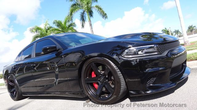 2017 Dodge Charger Msrp >> 2017 Used Dodge Charger Srt Hellcat Rwd At Peterson Motorcars Serving West Palm Beach Fl Iid 19503375