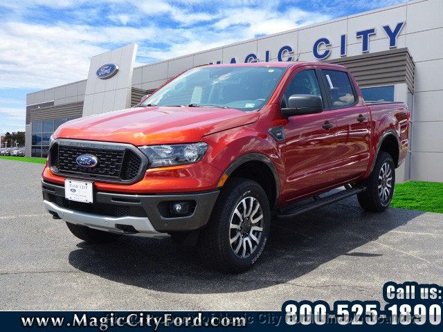 distribution box ford ranger wiring color codes 2019 new ford ranger xlt 4wd supercrew 5  box at magic city auto  2019 new ford ranger xlt 4wd supercrew