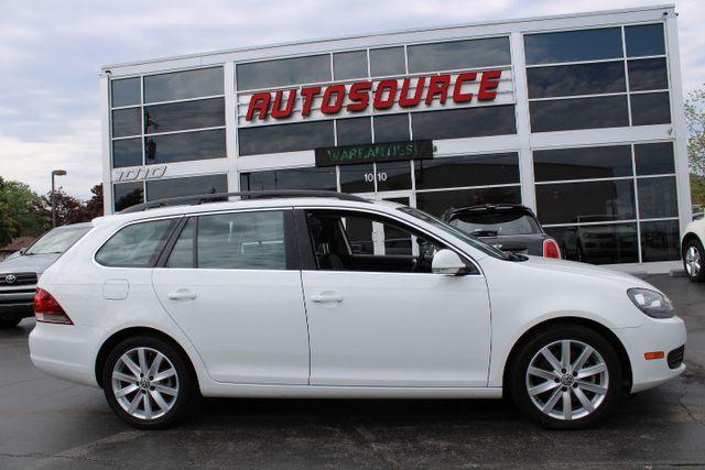 2014 Volkswagen Jetta SportWagen TDI FWD