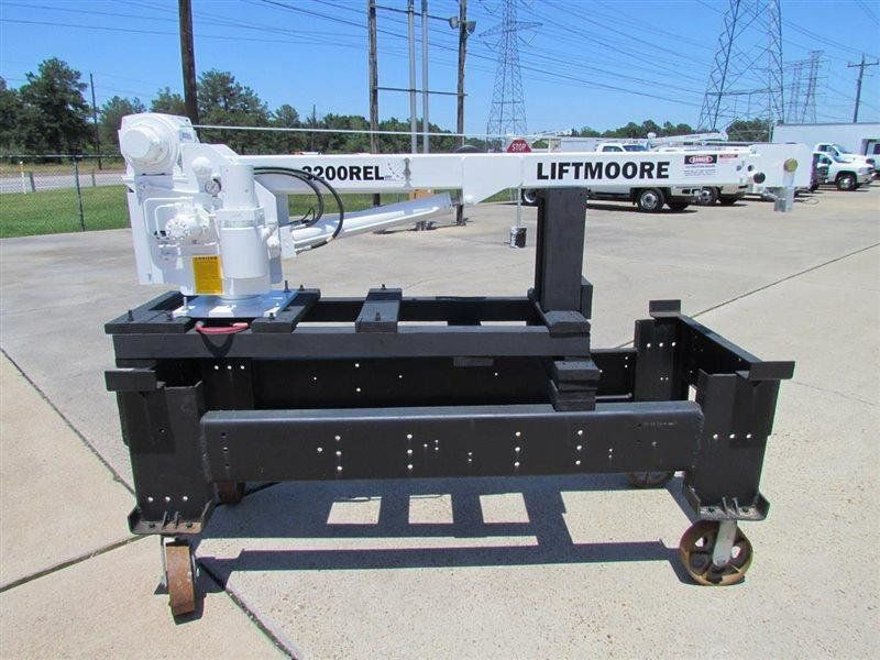 New Liftmoore Crane 3200REL-15 at Texas Truck Center Serving ... on pendant speaker, pendant cable, pendant controllers diagram, pendant switch,