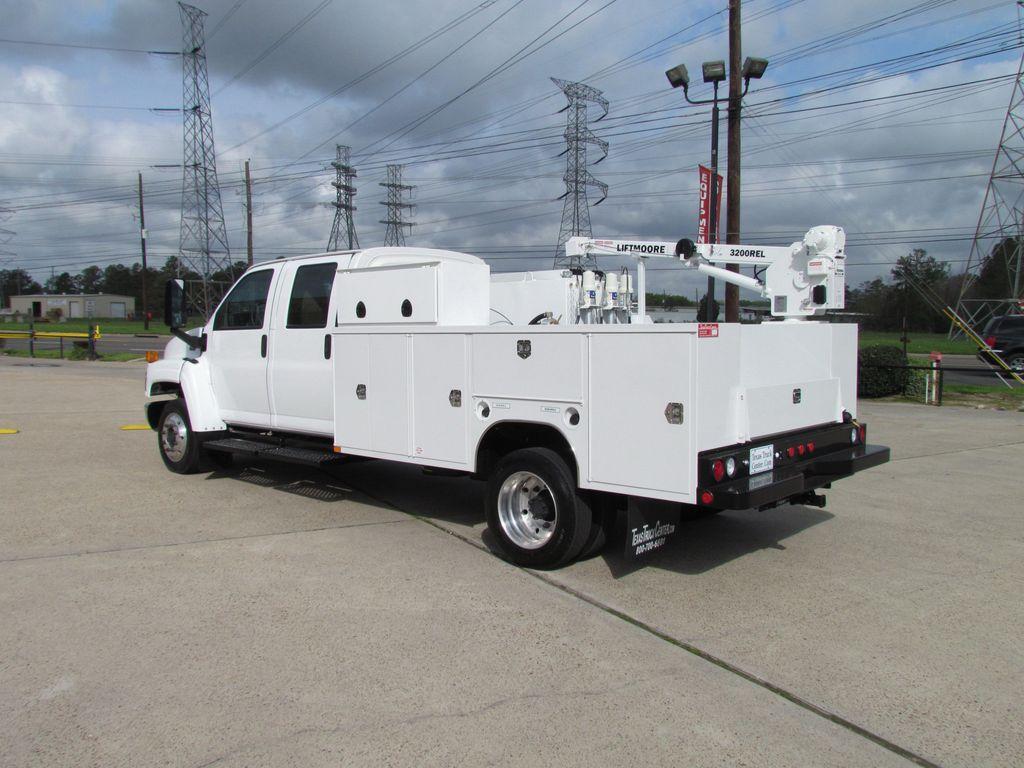 New Ttc Service Body on Jeep Grand Cherokee Sd Sensor