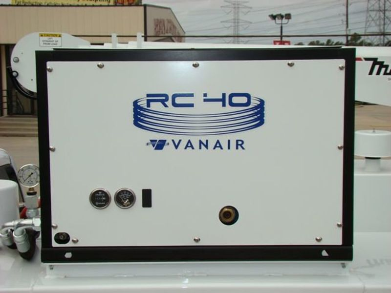 0 Van Air RC40 Hydraulic Compressor - 4037300 - 0