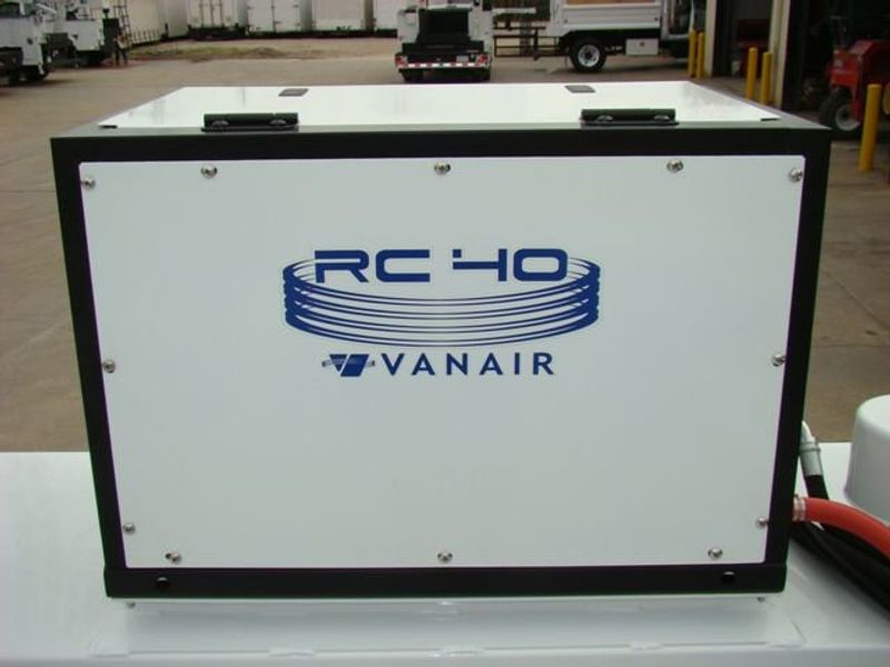 0 Van Air RC40 Hydraulic Compressor - 4037300 - 3
