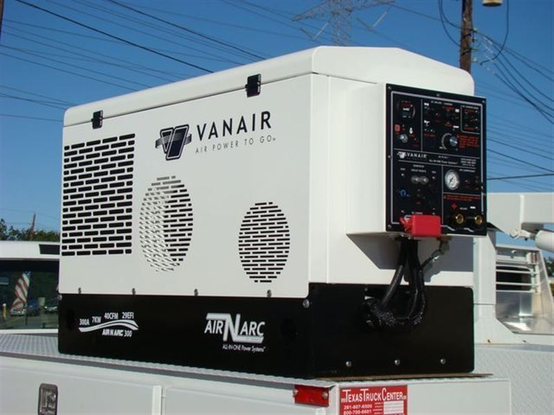 New Welder - Van Air ANA 300 at Texas Truck Center Serving ... on