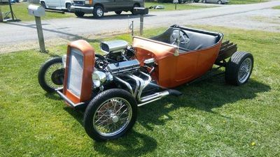 New 1923 Ford T Bucket  Coupe
