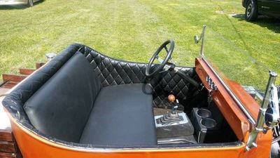 1923 Ford T Bucket  - Click to see full-size photo viewer
