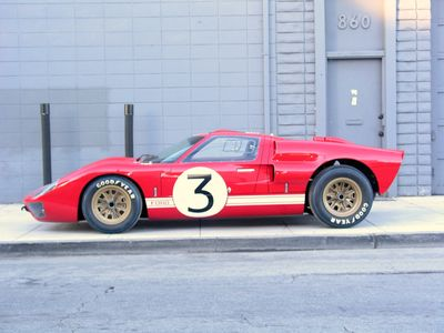 New 1966 Superformance GT40 Mark II GT40P-2047 Coupe