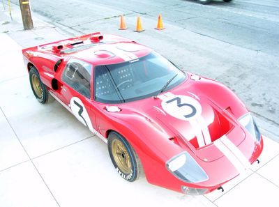 1966 Superformance GT40 Mark II GT40P-2047 - Click to see full-size photo viewer