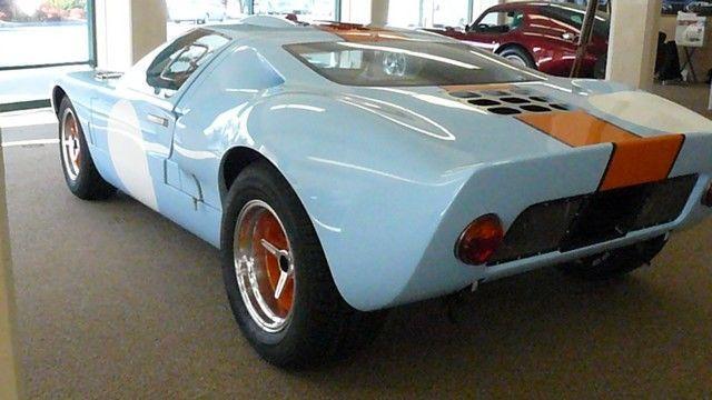 1966 Superformance GT40 Mark I Herritage Paint