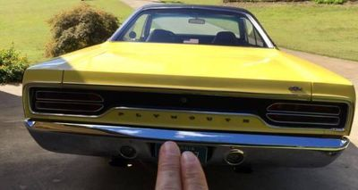 1970 Plymouth GTX  - Click to see full-size photo viewer