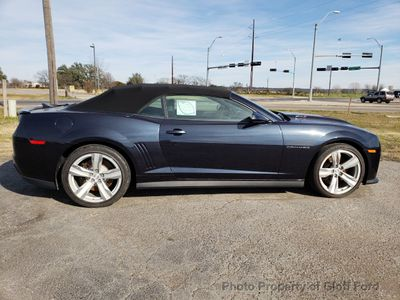 2013 Chevrolet Camaro 2dr Convertible ZL1 - Click to see full-size photo viewer