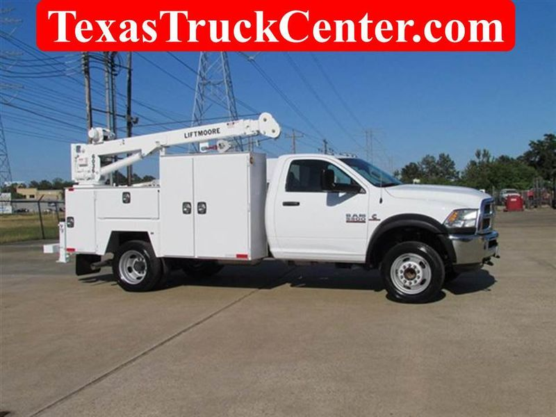 2013 Dodge Ram 5500 Mechanics Service Truck 4x2 - 11738468 - 0