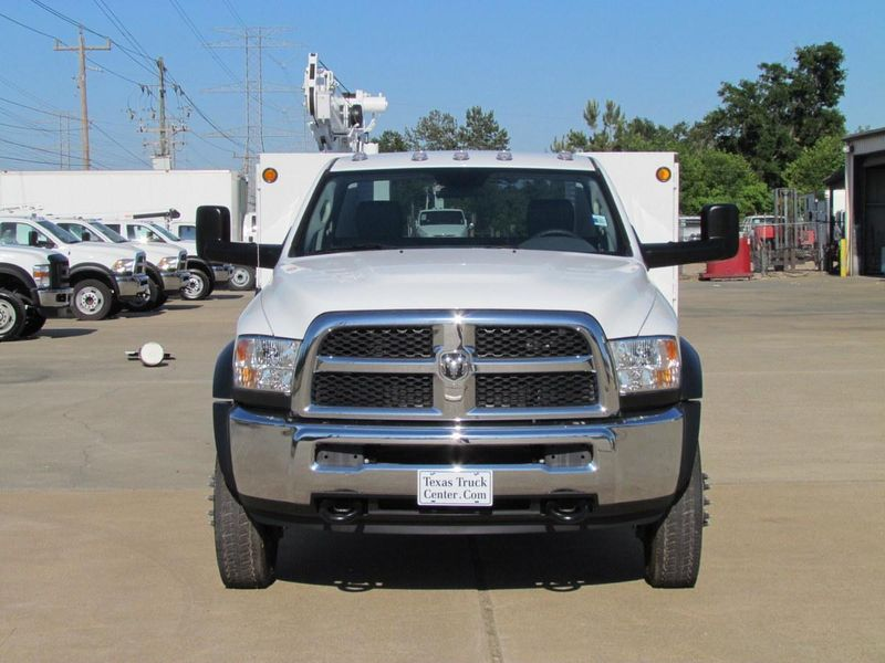 2013 Dodge Ram 5500 Mechanics Service Truck 4x2 - 11738468 - 2