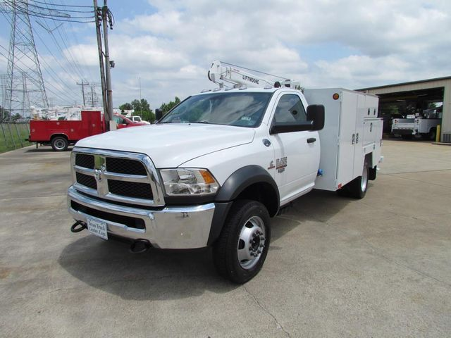 2013 New Dodge Ram 5500 Utility-Service at Texas Truck Center Serving Houston, TX, IID 12143580