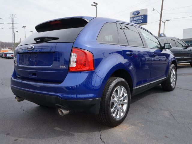 2013 Ford Edge 4dr SEL FWD - 10856277 - 1