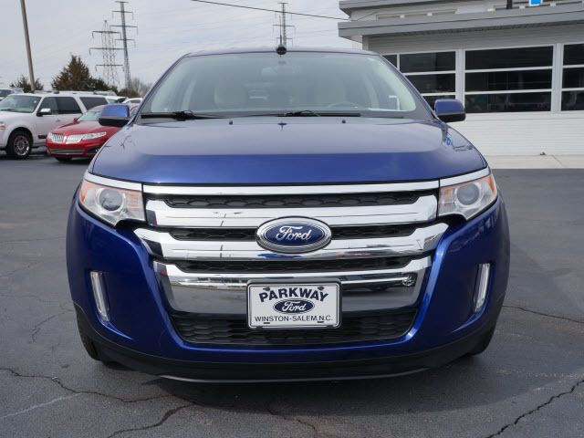 2013 Ford Edge 4dr SEL FWD - 10856277 - 19