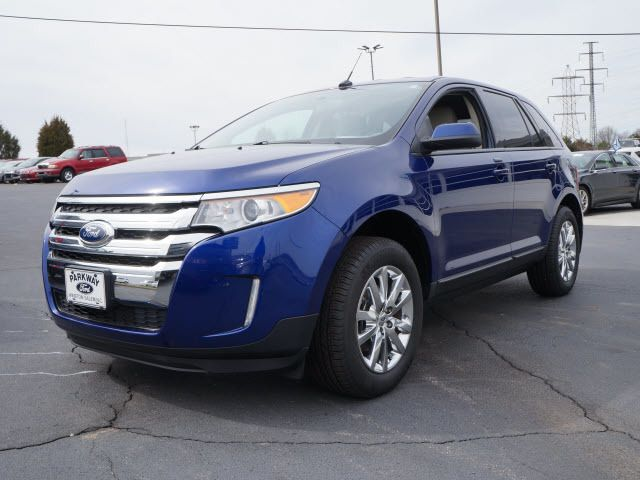 2013 Ford Edge 4dr SEL FWD - 10856277 - 3