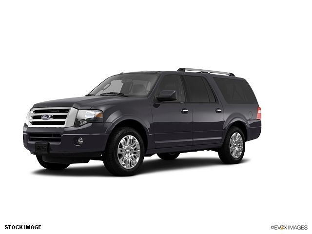 2013 Ford Expedition EL 4WD 4dr Limited - 10891012 - 0