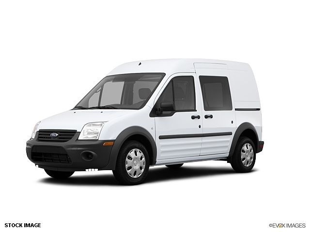 "2013 Ford Transit Connect 114.6"" XLT w/rear door privacy glass - 10860911 - 0"