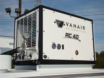 2014 Air Compressor - Van Air RC40