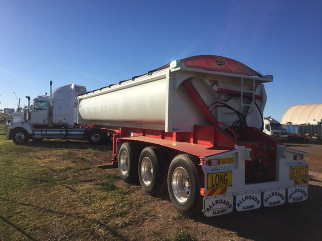 2014 AMB Side tipper Tri Axle - 16929464 - 0