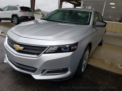 New 2014 Chevrolet Impala 4dr Sedan LS w/1LS