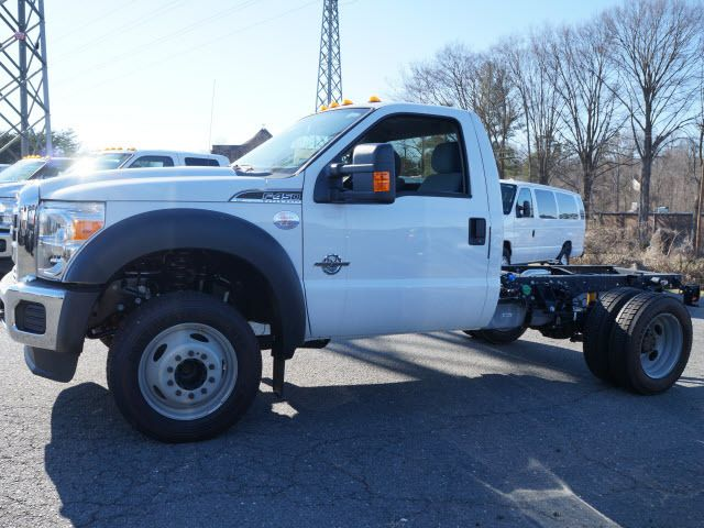 2014 Ford Commercial Chassis  - 10955390 - 4