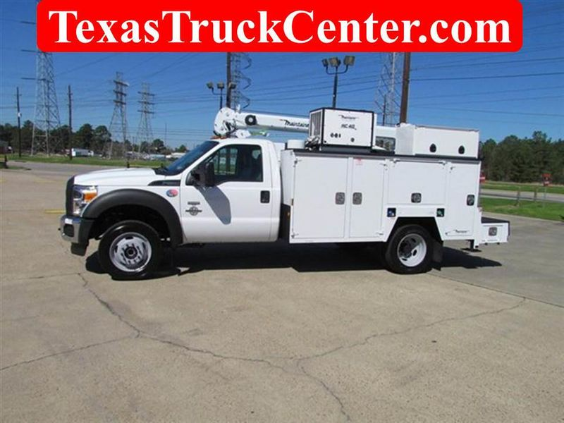 2014 Ford F550 Mechanics Service Truck - 11349799 - 0