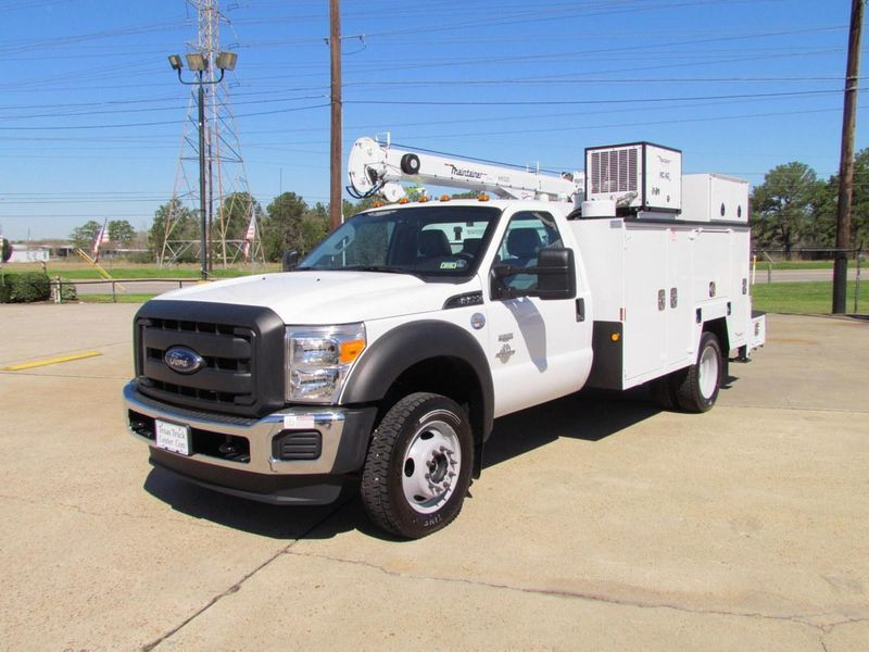 2014 Ford F550 Mechanics Service Truck - 11349799 - 7