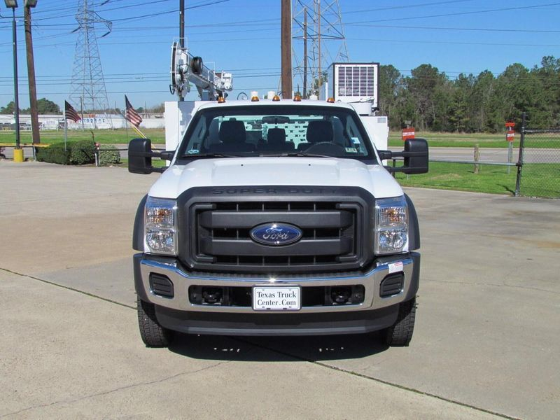 2014 Ford F550 Mechanics Service Truck 4x4 - 11349802 - 9