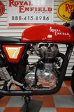 2014 ROYAL ENFIELD CONTINENTAL GT 535 CAFE RACER DEMO - Photo 8