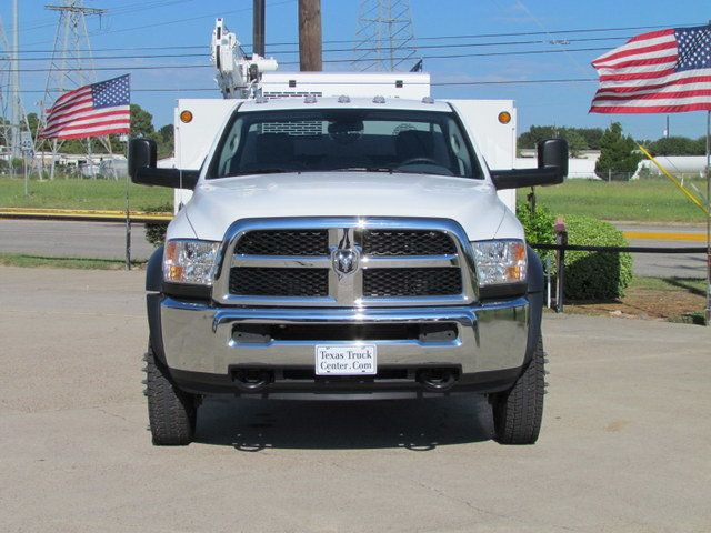 2015 Dodge Ram 5500 Mechanics Service Truck 4x4 - 13194419 - 3