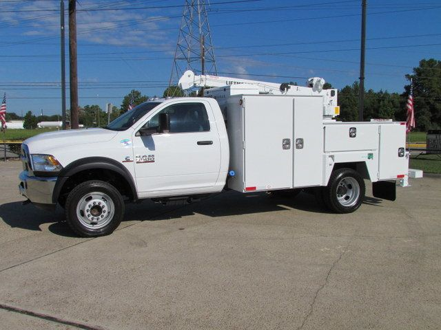 2015 Dodge Ram 5500 Mechanics Service Truck 4x4 - 13194419 - 5