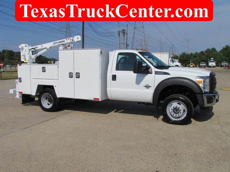 2015 Ford F550 Mechanics Service Truck 4x4 - 13281354 - 0