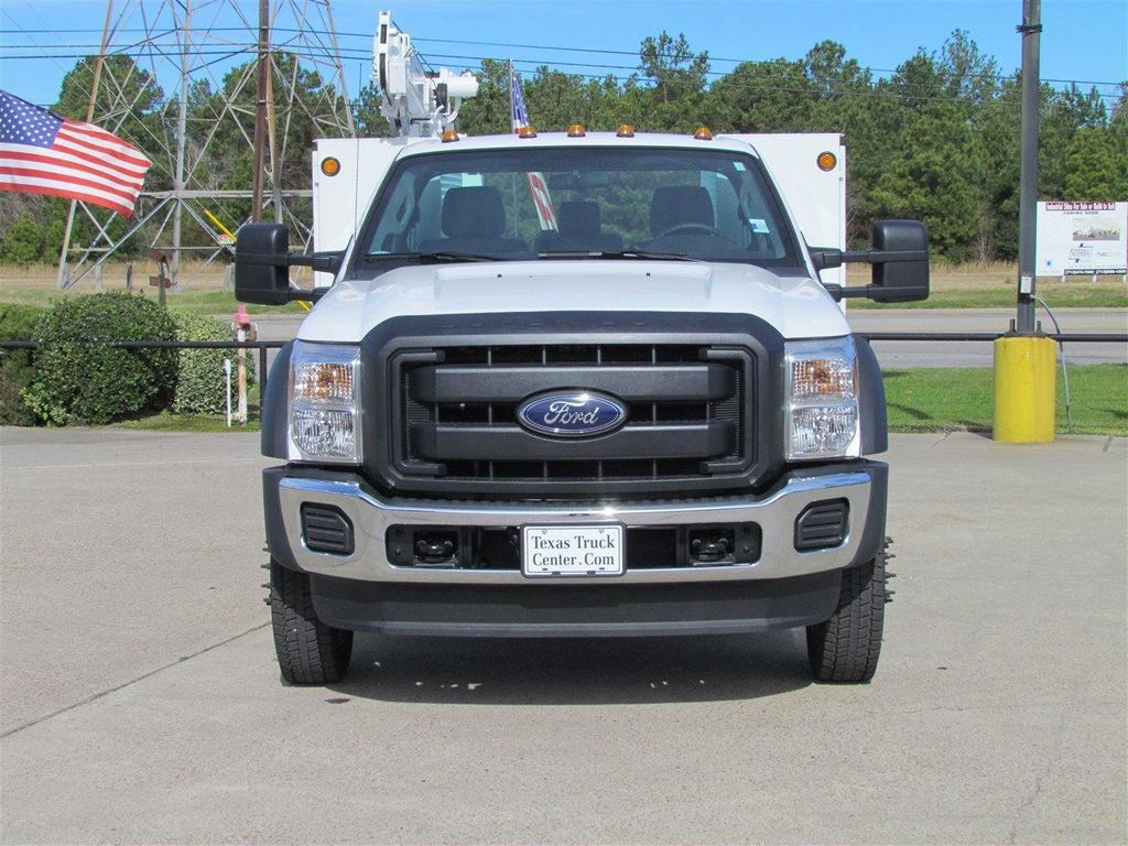 2015 Ford F550 Mechanics Service Truck 4x4 - 13281363 - 3