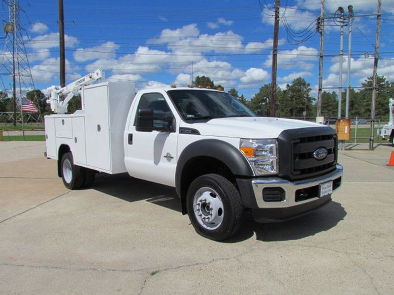 2015 Ford F550 Mechanics Service Truck 4x4 - 14464966 - 3
