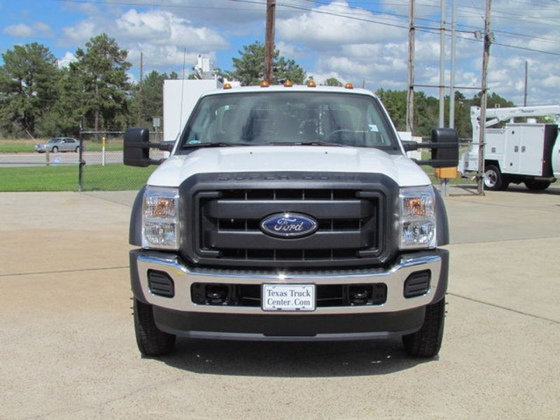 2015 Ford F550 Mechanics Service Truck 4x4 - 14464966 - 4