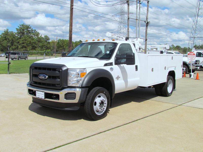 2015 Ford F550 Mechanics Service Truck 4x4 - 14464966 - 5