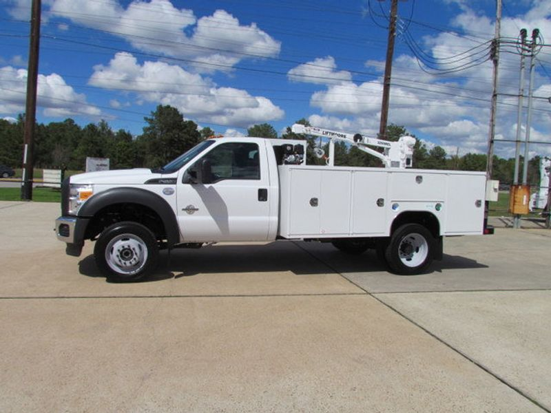 2015 Ford F550 Mechanics Service Truck 4x4 - 14464966 - 6