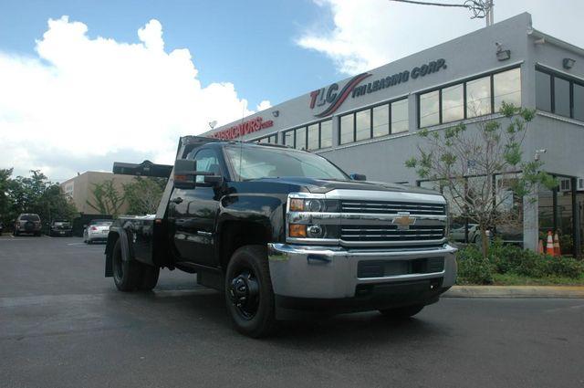 2016 Chevrolet Silverado 3500HD .4X2.AIR SUS..JERRDAN MPL-NGS AUTO LOADER WRECKER Truck