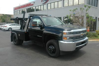 2016 Chevrolet Silverado 3500HD .4X2.AIR SUS..JERRDAN MPL-NGS AUTO LOADER WRECKER Truck - Click to see full-size photo viewer
