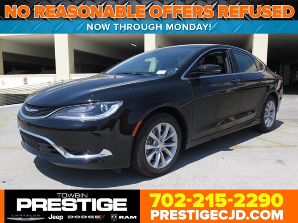 2016 Chrysler 200 4dr Sedan C FWD - 16731728 - 0