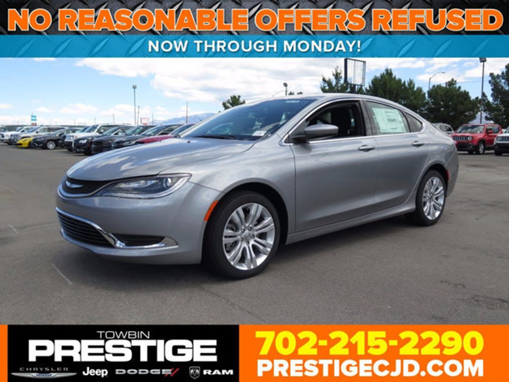 2016 Chrysler 200 4dr Sedan Limited FWD - 16731758 - 0