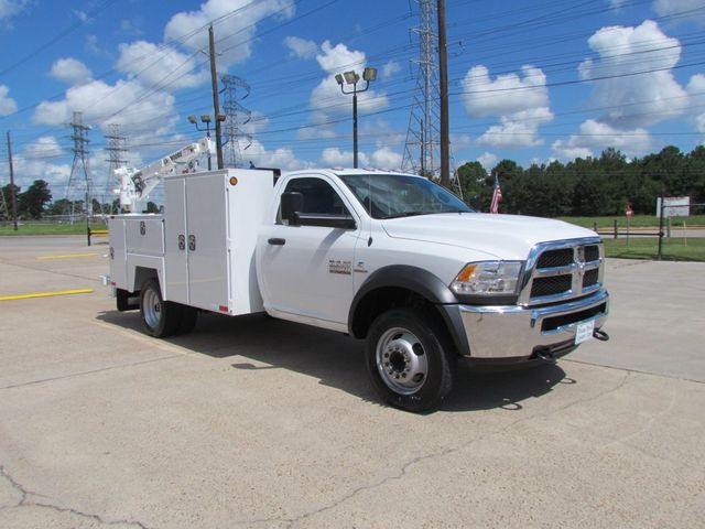 2016 Dodge Ram 5500 Mechanics Service Truck 4x2 - 15222709 - 2