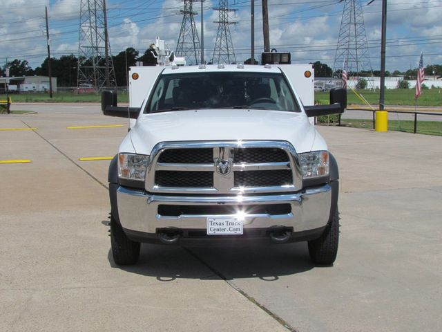 2016 Dodge Ram 5500 Mechanics Service Truck 4x2 - 15222709 - 3